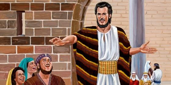 Artigo: Jeremias, o Profeta das Lamentações – A/1815